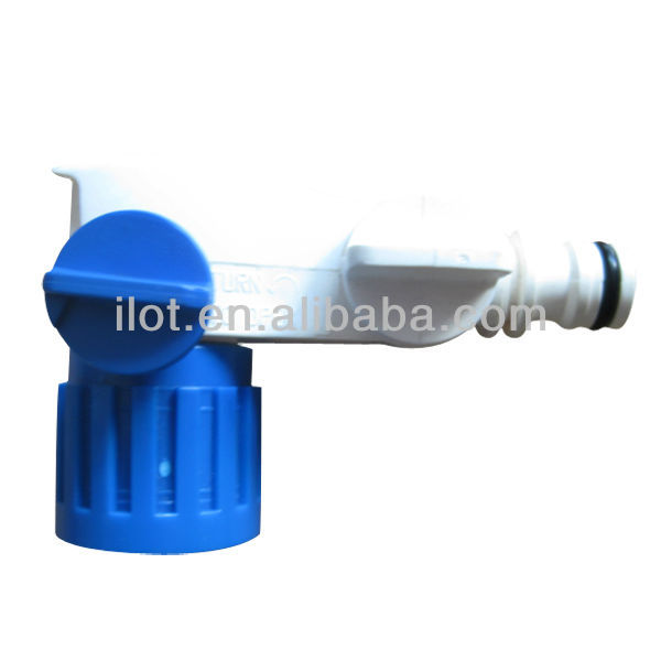 Multi-purpose hose end sprayer with 1L bottle for car and fence cleaning, lawn feeder etc. Fantastic and economically!