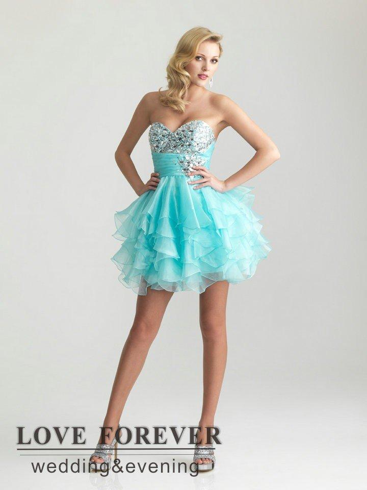 Stunning Light Blue Short Prom Dress 720 x 960 · 60 kB · jpeg