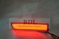 Фонарь тормоза Reflector LED tail brake warning lights for TOYOTA RAV4 back rear bumper Light 1 Year Warranty