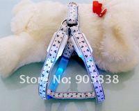 Ошейники и Поводки для собак New Product! The Anchor Series-LED Dog Harness TZ-PET3505 Flashing dog harness MOQ 3 Pieces! Hot sale
