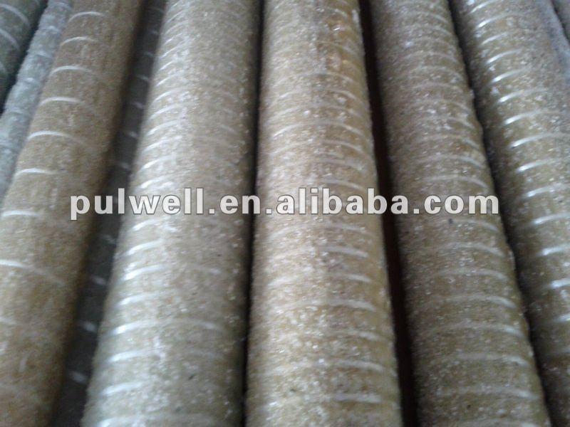 High modulus epoxy rebar, Basalt fiber rebar, Fiberglass rebar