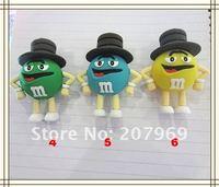 USB-флеш карта OEM 4 /8 /16 /32 USB 2.0  Hat M-Beans