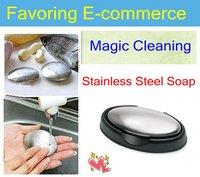 Магия дезодорант запах бар кухня очистки из нержавеющей стали мыло