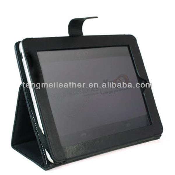Leather case for ipad mini ,sublimation case for ipad mini