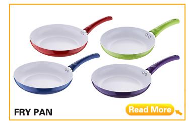 non-stick aluminium fry pan