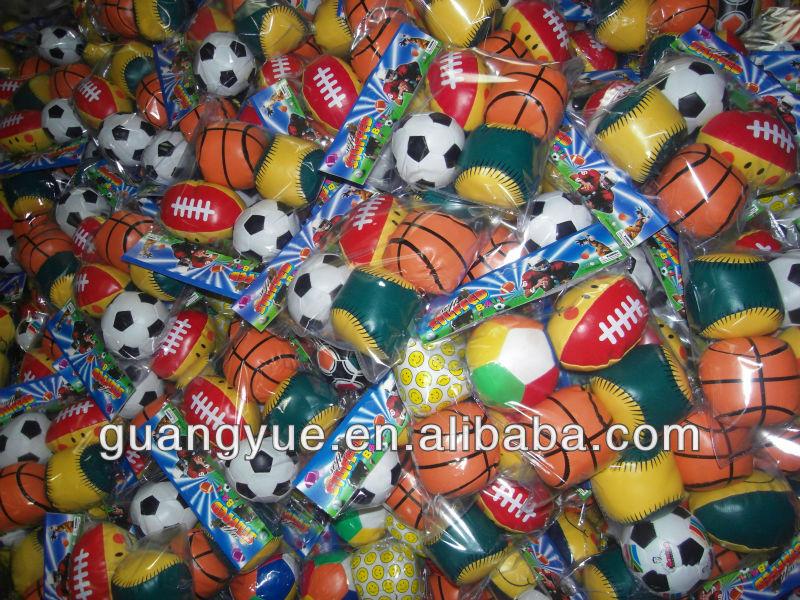 PVC Cotton ball sport ball 4319K3