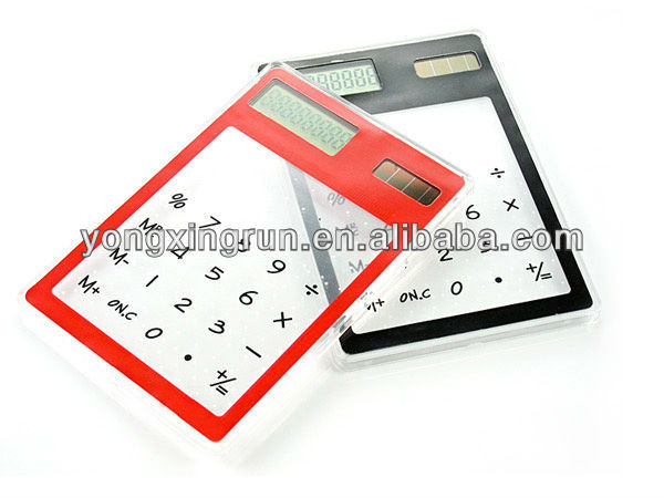 promotional gift mini desktop calculators