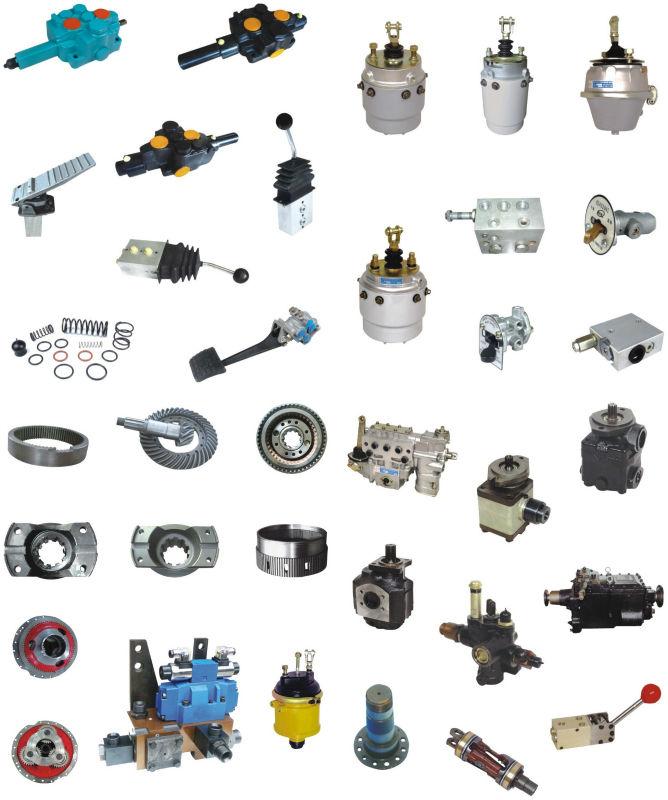 terex dump truck parts