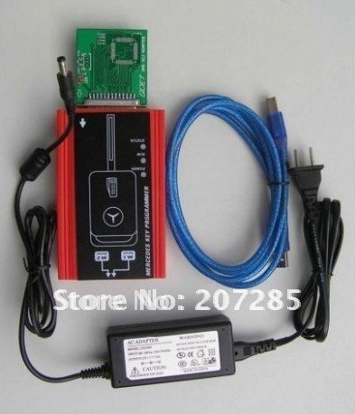 High quality smart Mercedes benz Key Programmer,free shipping easy to finish your operations by this friendly software