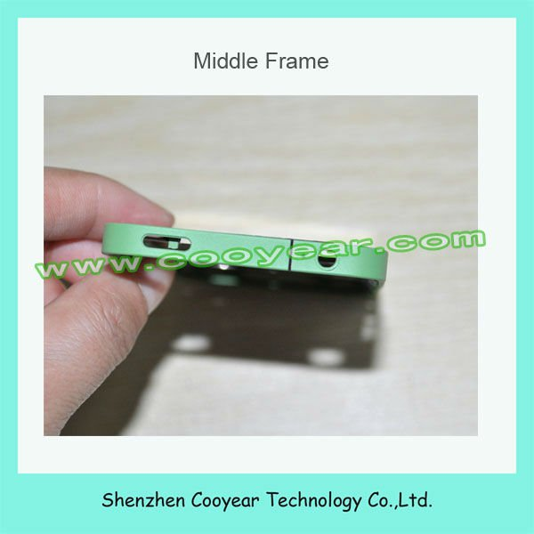 iphone 4g green middle frame (5).jpg