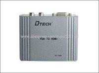 Оборудование для оптоволокна F403A VGA to HDMI Converter HD converter Adapter Analog to HD