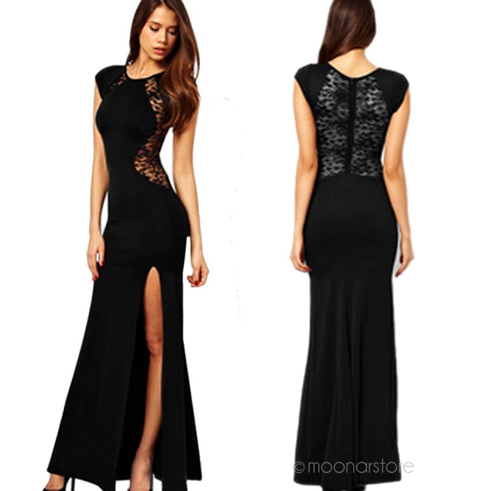Вечернее Черное Платье Купить