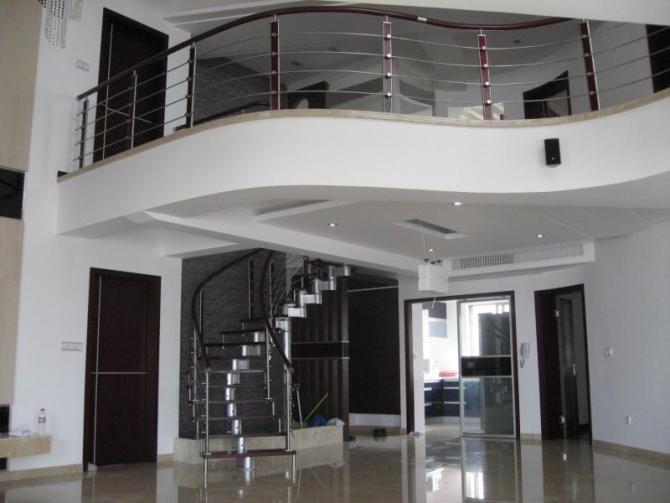 Barandillas de acero inoxidable para escaleras balc n - Pasamanos de acero inoxidable para escaleras ...