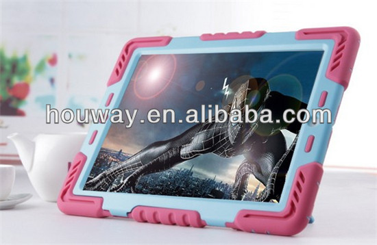 Spider Military duty Case for iPad 2/3/4 Shockproof life Drop proof case with retail box