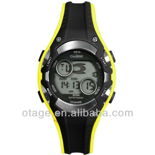 Sport Watch Ladies Girls Woman Watch with 30m Waterproof