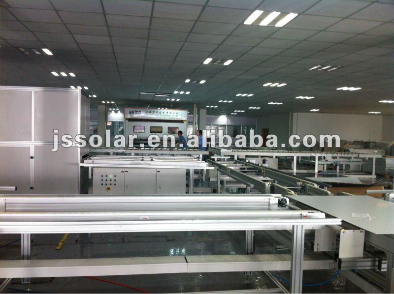 JS 255M solar panel