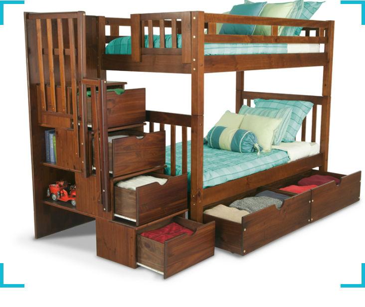 Double Decker Bed Interiors Design