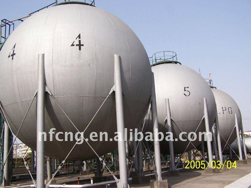 Spherical Gas Storage Tanks System Buy Spherical Tanks