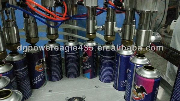 330ML Lemon Scent Spray Air Conditioner Freshener