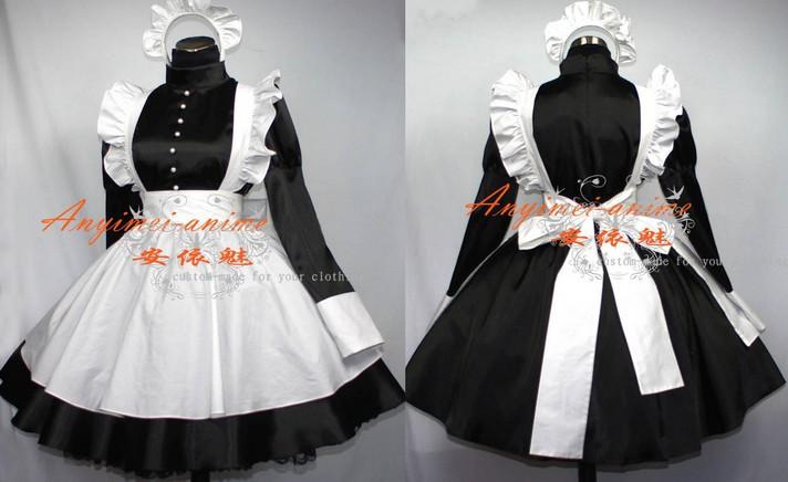 Горничная платье