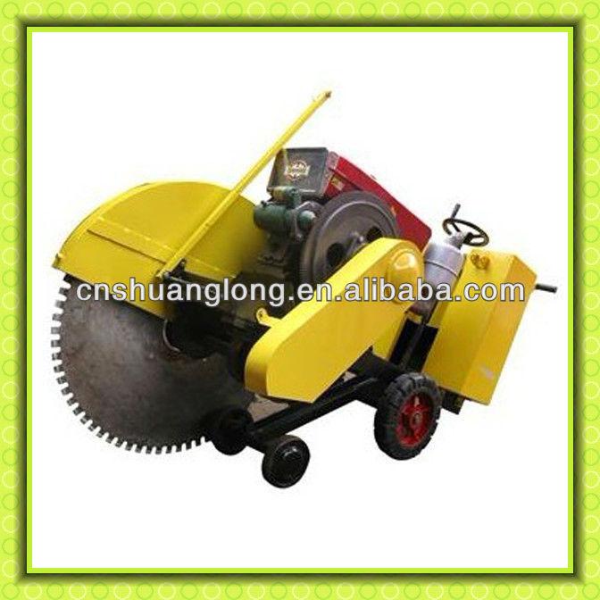 400mm depth diesel concrete cutter 1000mm in China