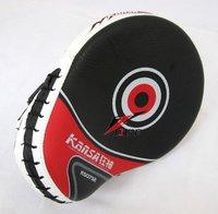 изогнутые desgin Бокс Единоборства ММА фокус рукавицы пробить крючком коврик пар & петлю на запястье