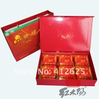 Зерновые продукты non-pollution vacuum packaging delicious cooked salty DOUBLE YOLK duck egg