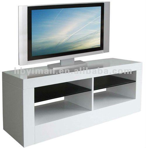 Modern design wood tv stand table cabinet buy modern tv for Meuble tv 2 m