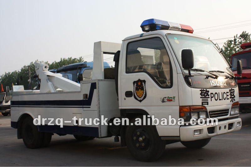 isuzu tow truck