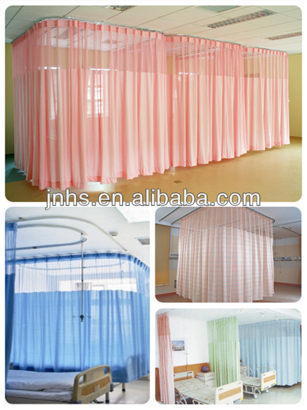 Medical Curtain Screen Hospital Curtain Room Divider - Buy Medical ...