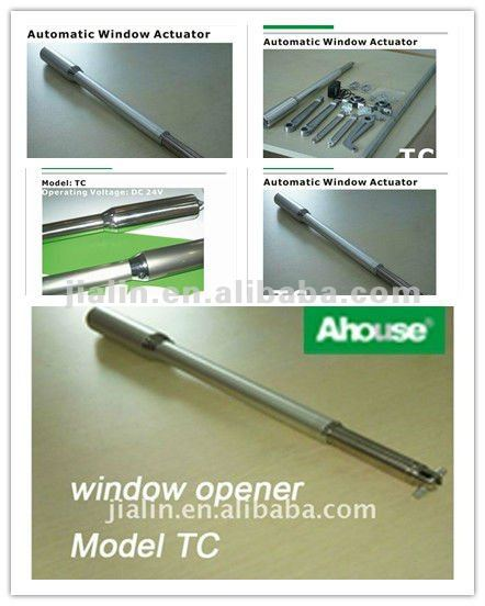 Automatic window Actuator/CE IP66/Electric window motor/Electric skylights