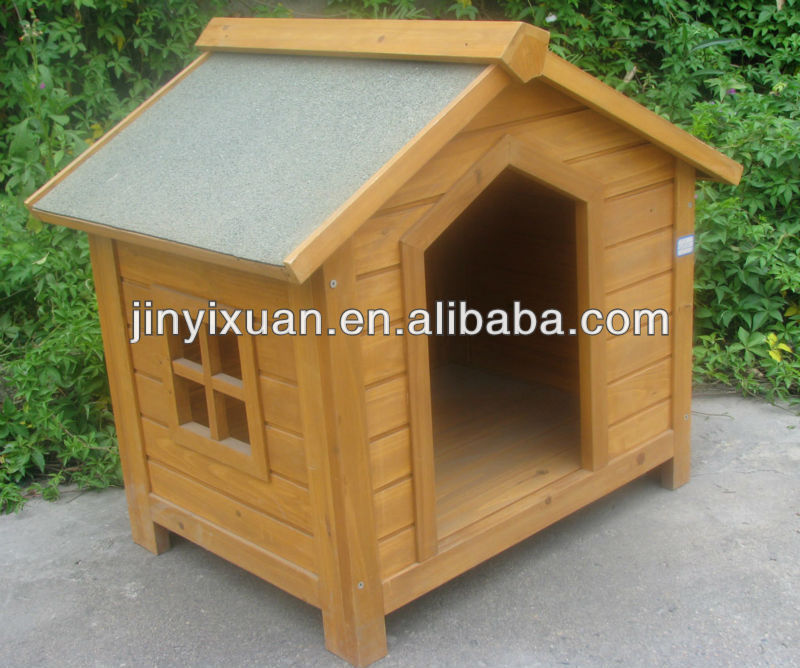 Outdoor Waterproof Wooden Dog Kennel Wholesale