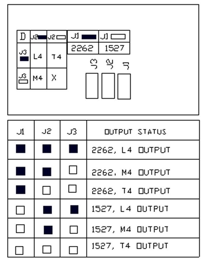 2262, 2260 & 1527 decode RF receiver module