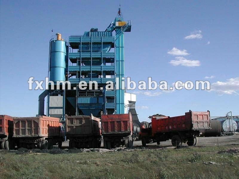 320t HMAP-ST4000 Staionary Bitumen Mixing Plant