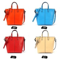 Fruit ladies handbag small barrel bag  Rose pink red blue  hot sale   free shipping  new