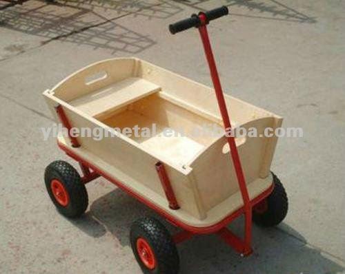 Stroller/baby Carrier/kinderwagen Tc4201 - Buy Wooden Bollerwagen Tool ...