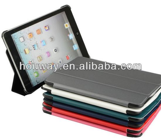 New Perfect 1:1 Original 7.9 inch Smart Cover Case For Apple iPad mini 2 2G Retina Display Ultra thin Slim Premium Leather Cases