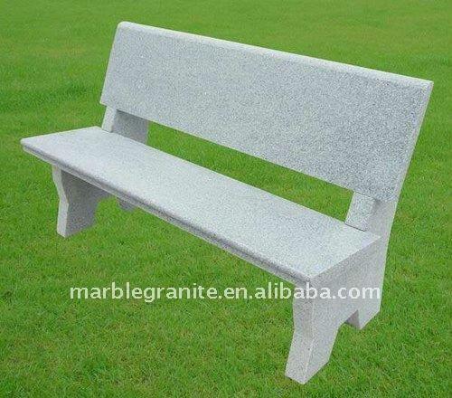 Courbe pierre banc pour jardin marbre id de produit for Banc en pierre pour jardin