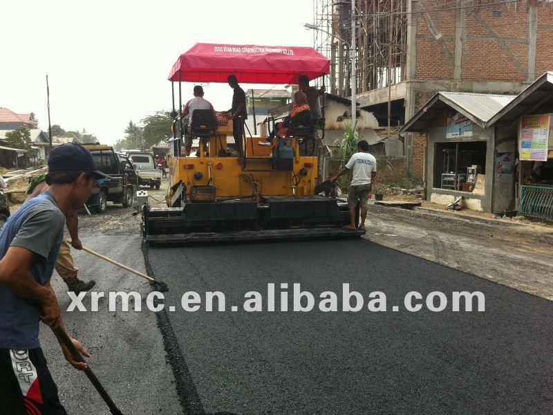 4.5meter asphalt paver/ 4.5 metros pavimentadora asferica
