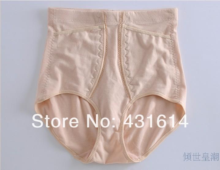 высокая талия белье живота брюки трусики управления похудения тела формируя Формирователи corsetl боди хлопок Корсеты и Бюстгальтеры