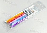 Кисточка для ногтей Brand new 5 3088 3088#