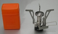 "Товары на заказ Mini 3"" Gas-Powered Butane Propane Picnic Camping Stove"