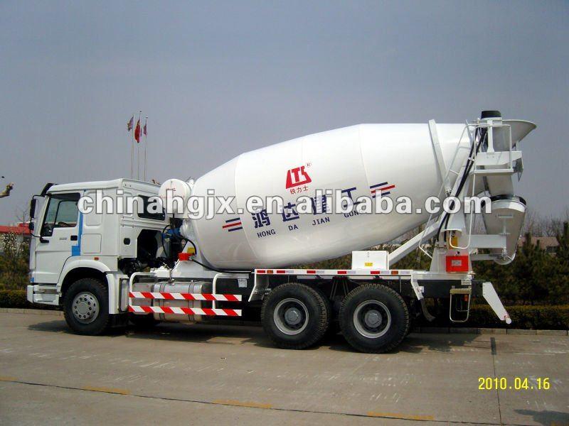 Howo 6*4 Concrete Mixer Truck