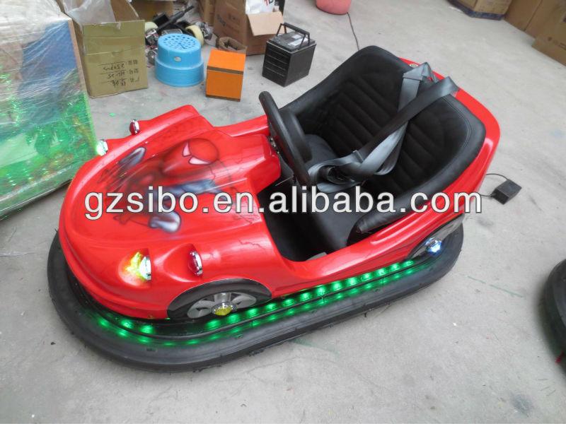 GMBC-06 used bumper cars for sale,bumper car price,car bumper making machine