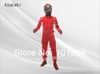 Мужская мотокуртка The Latest 2 Layer Fire Resistant One Piece Car Racing Suit