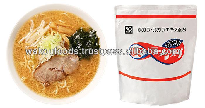 Garaaji miso ramen soup (AE-8) fresh ginger soup for japanease noodles 2kg