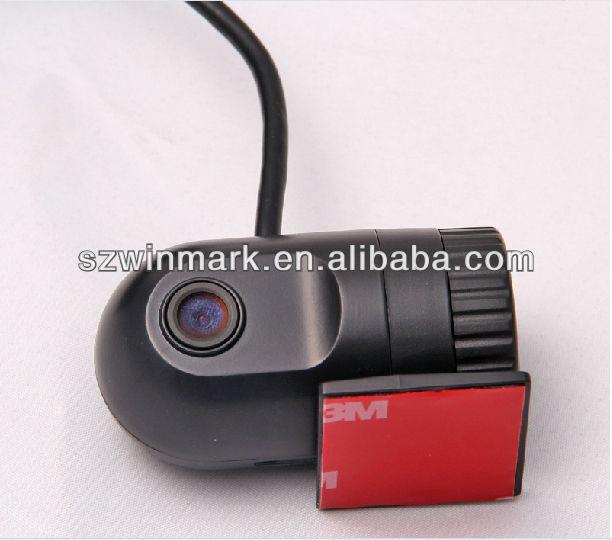 DVR-100 2012 voiture DVR avec 420 P 120 degrés Angle caméra
