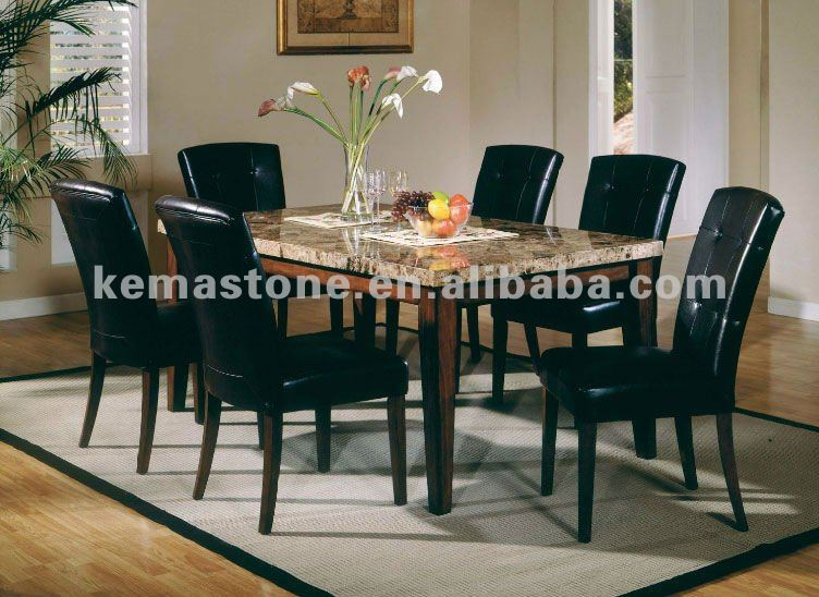 Mesa de comedor de m225rmol y de la silla Mesas Comedor  : 514936594176 from spanish.alibaba.com size 752 x 548 jpeg 82kB