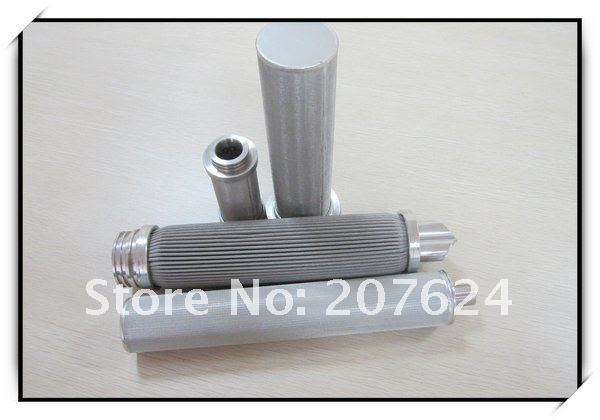 Hot Sale Stainless steel Filter Cartridge Media Wholesale / Retail  10nos
