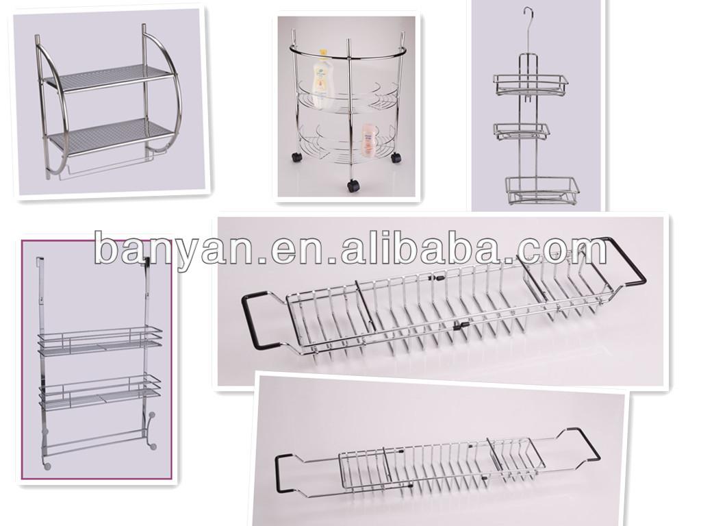Estantes De Metal Para Baño:Jiangmen Banyan Metal Co, Ltd is located in Jiangmen city, Guangdong